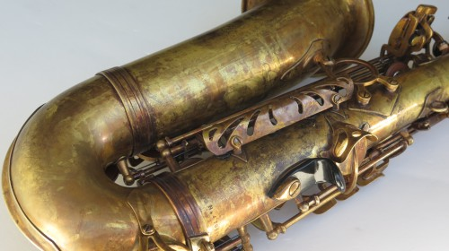 Saxophone alto Selmer SA80 Série 2 vintage (1)