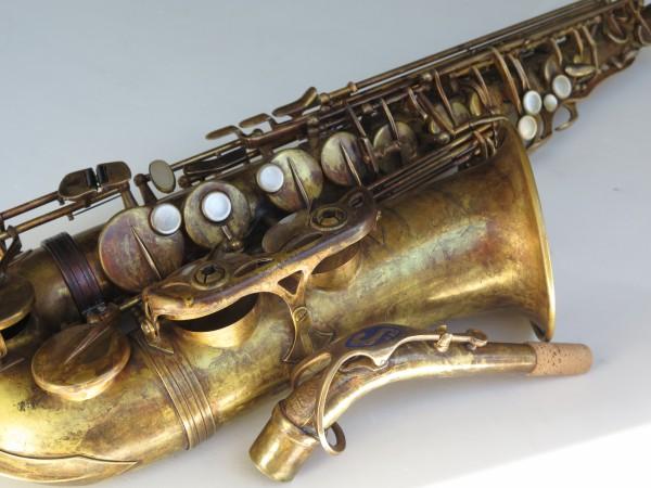Saxophone alto Selmer SA80 Série 2 vintage (10)