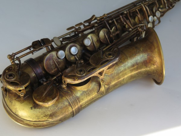 Saxophone alto Selmer SA80 Série 2 vintage (16)
