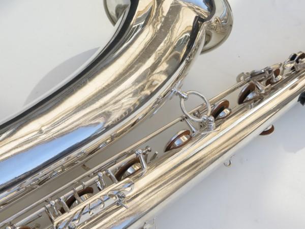 Saxophone baryton Selmer Mark 6 argenté (14)