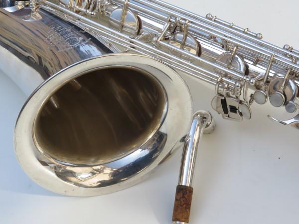 Saxophone baryton Selmer Mark 6 argenté (6)