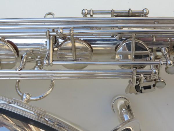Saxophone baryton Selmer Mark 6 argenté (8)
