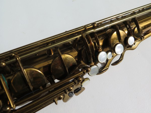 Saxophone ténor selmer super balanced action verni (10)