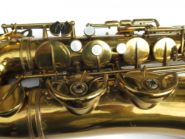Saxophone ténor selmer super balanced action verni (14)