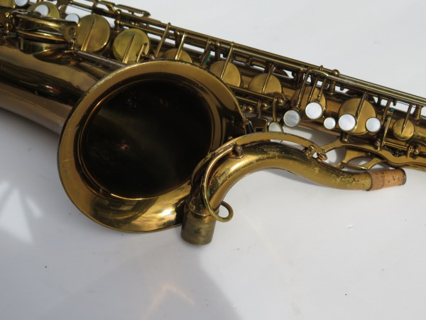Saxophone ténor selmer super balanced action verni (2)