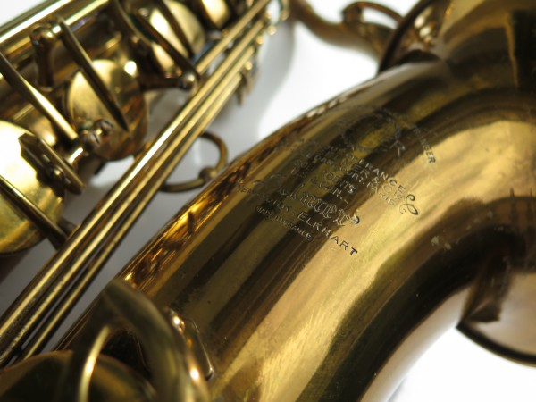 Saxophone ténor selmer super balanced action verni (3)