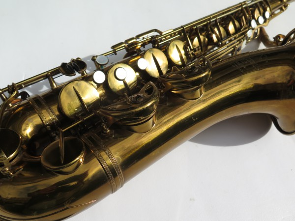 Saxophone ténor selmer super balanced action verni (4)