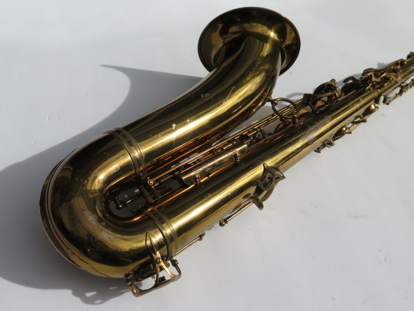 Saxophone ténor selmer super balanced action verni (5)