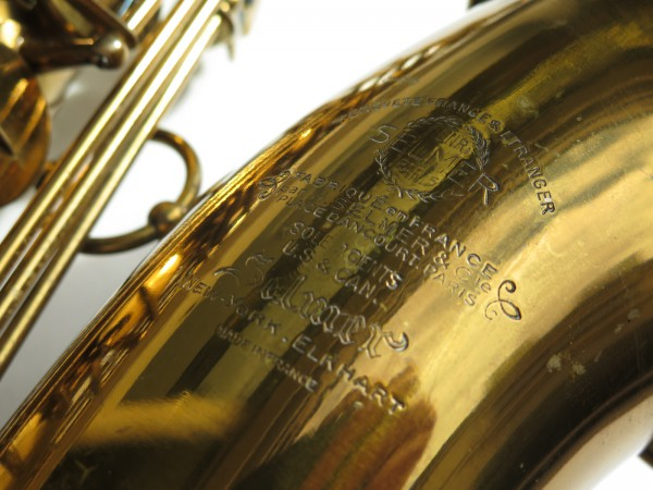 Saxophone ténor selmer super balanced action verni (8)