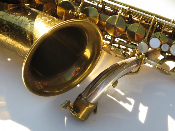 Saxophone alto King Super 20 (16)