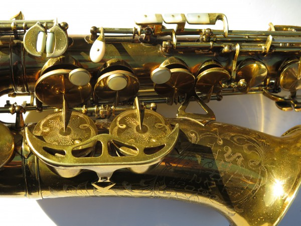 Saxophone alto King Super 20 (2)