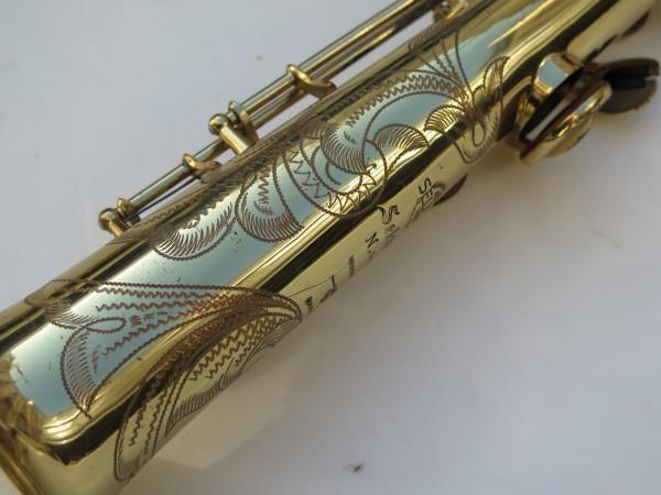 Saxophone soprano Selmer Mark 6 (4)