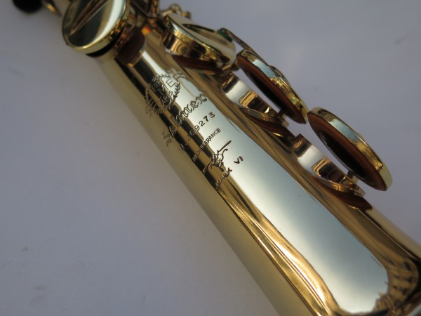 Saxophone soprano Selmer Mark VI (1)