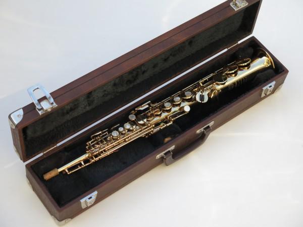 Saxophone soprano Selmer Mark VI (3)