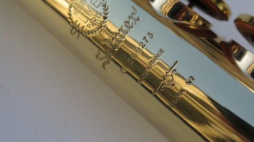Saxophone soprano Selmer Mark VI (6)