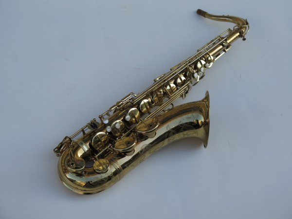 Saxophone ténor Selmer super balanced action (1)