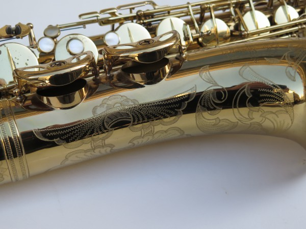 Saxophone ténor Selmer super balanced action (10)