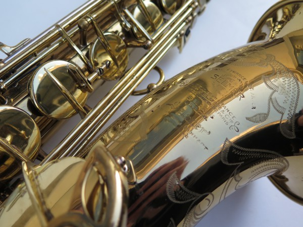 Saxophone ténor Selmer super balanced action (11)