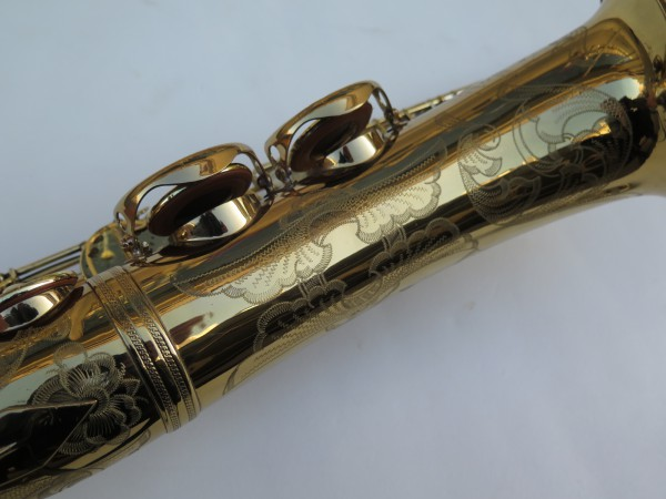 Saxophone ténor Selmer super balanced action (12)
