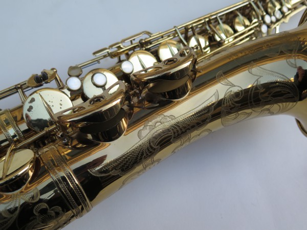 Saxophone ténor Selmer super balanced action (13)