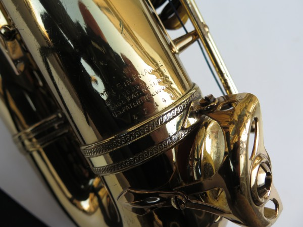 Saxophone ténor Selmer super balanced action (15)