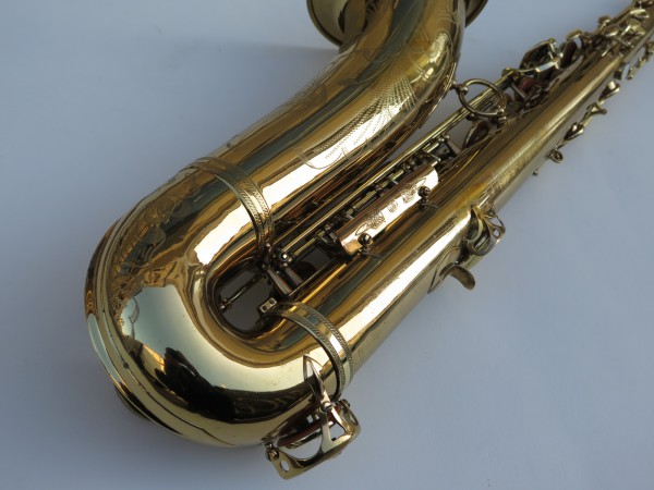 Saxophone ténor Selmer super balanced action (3)
