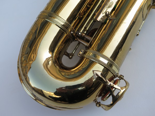 Saxophone ténor Selmer super balanced action (4)