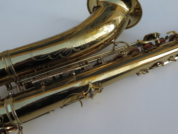 Saxophone ténor Selmer super balanced action (5)