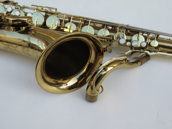 Saxophone ténor Selmer super balanced action (7)