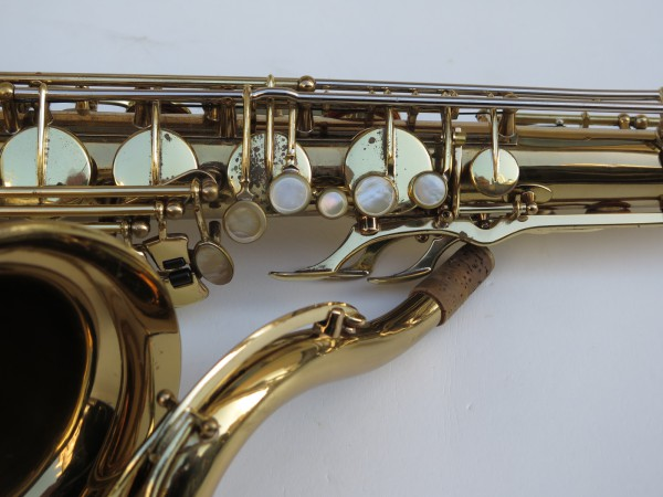 Saxophone ténor Selmer super balanced action (8)