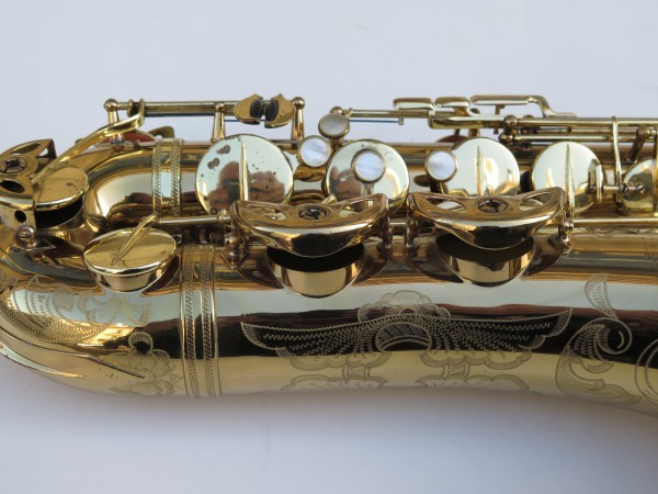 Saxophone ténor Selmer super balanced action (9)