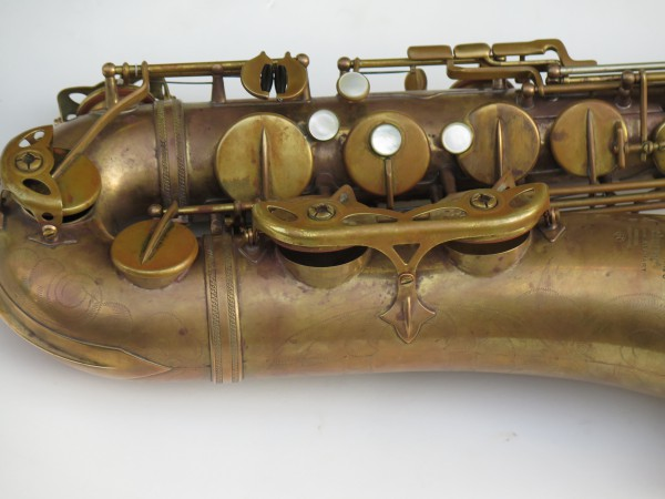 Saxophone ténor Selmer Mark 6 (12)