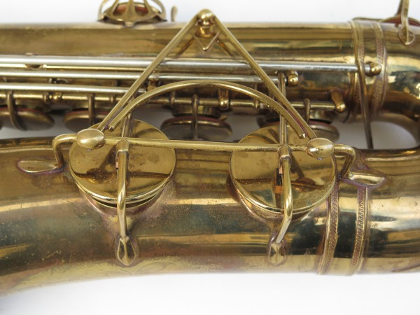 Saxophone ténor Selmer Radio Improved verni (1)