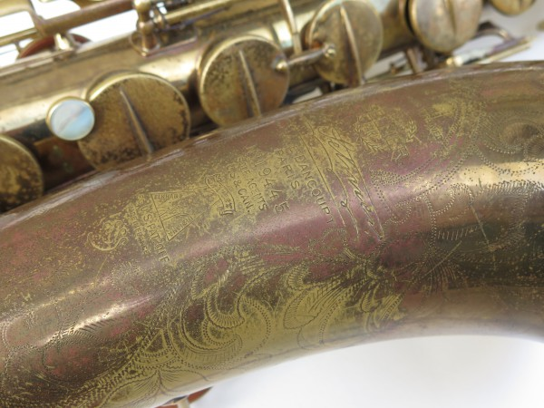 Saxophone ténor Selmer Radio Improved verni (3)