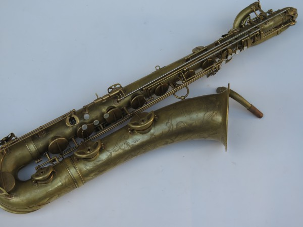 saxophone baryton Selmer Super Balanced Action (10)