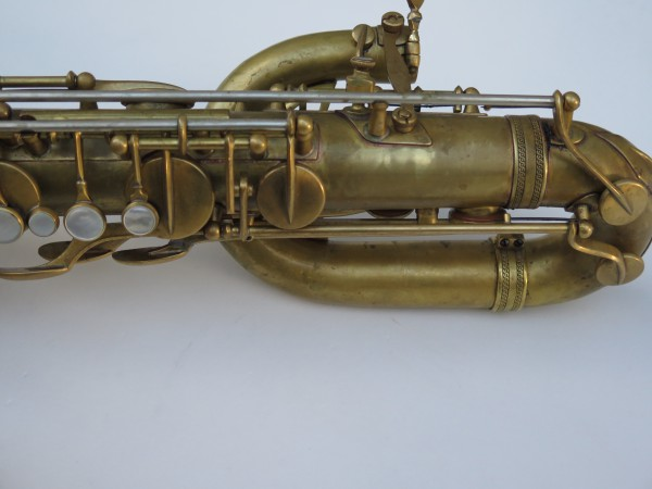 saxophone baryton Selmer Super Balanced Action (12)