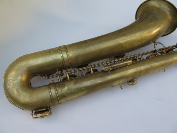 saxophone baryton Selmer Super Balanced Action (2)