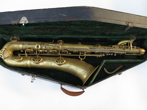 saxophone baryton Selmer Super Balanced Action (9)