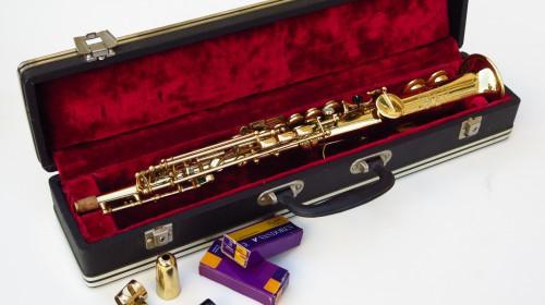 saxophone sopranino Selmer Mark 6 (1)