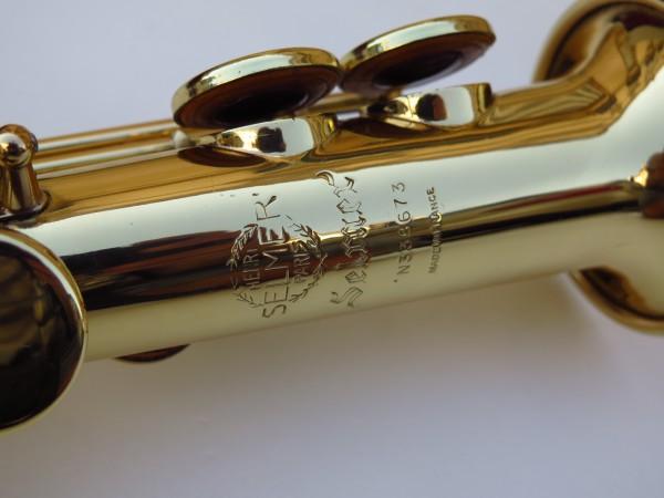 saxophone sopranino Selmer Mark 6 (2)
