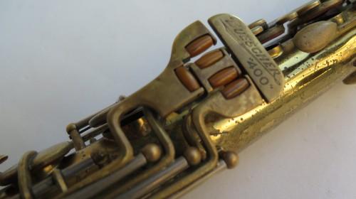Saxophone ténor Buescher 400 (1)