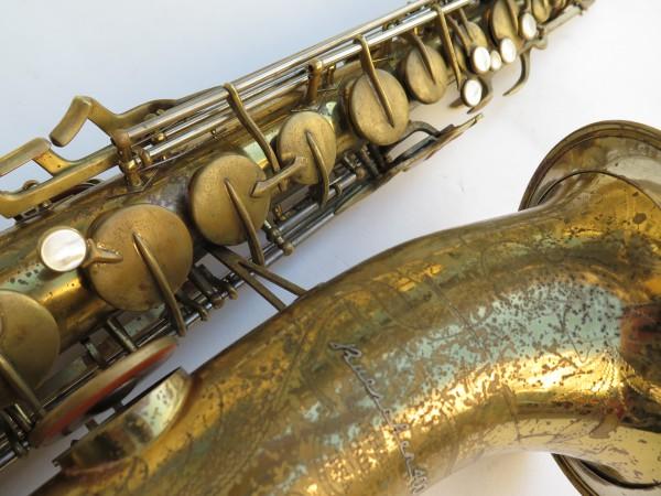 Saxophone ténor Buescher 400 (12)
