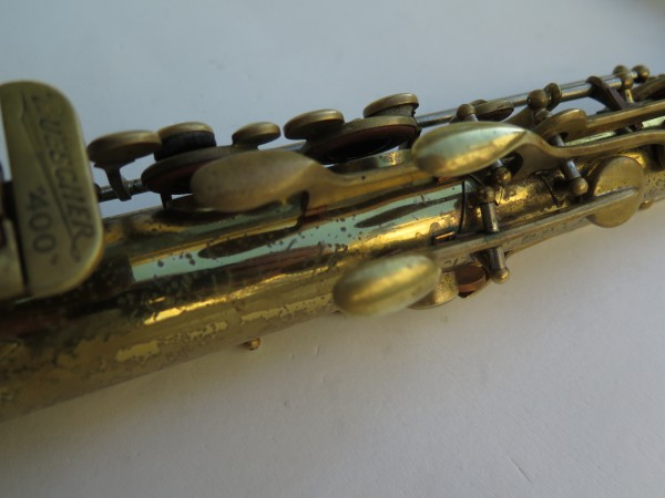 Saxophone ténor Buescher 400 (2)