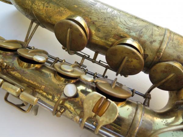 Saxophone ténor Buescher 400 (4)