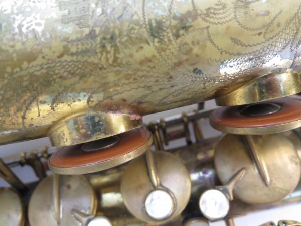Saxophone ténor Buescher 400 (5)