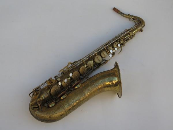 Saxophone ténor Buescher 400 (6)