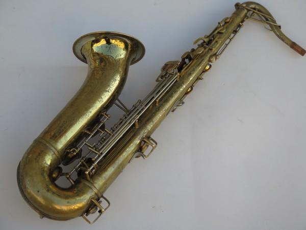 Saxophone ténor Buescher 400 (7)