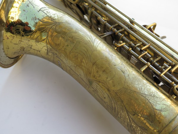 Saxophone ténor Buescher 400 (8)