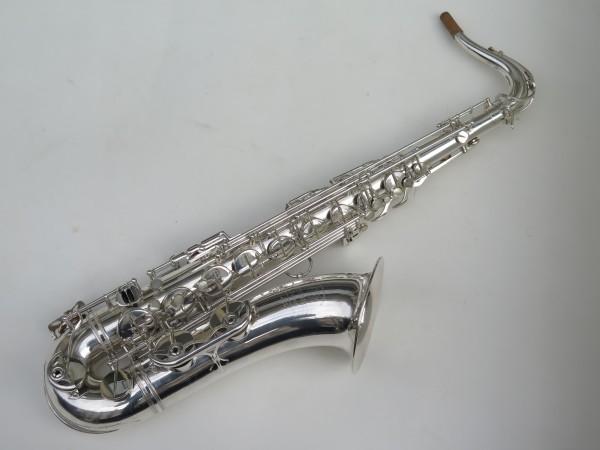 Saxophone ténor Selmer Mark 6 argenté (3)
