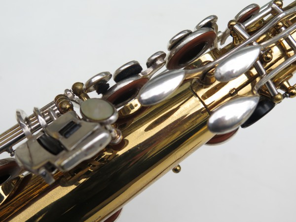 Saxophone ténor Selmer Mark 6 permagold (10)